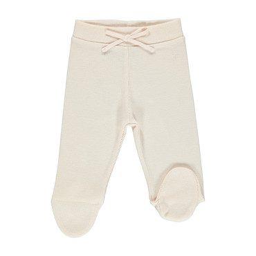 Organic Bebe Pants, Rose Petal