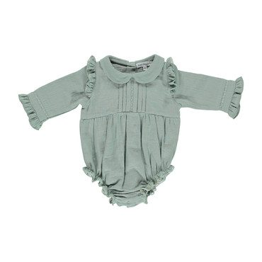 Organic Love Romper, Winter Blossom