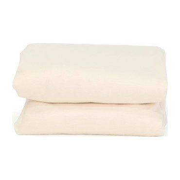 Organic Cotton Waterproof Fitted Protector Pad, Twin