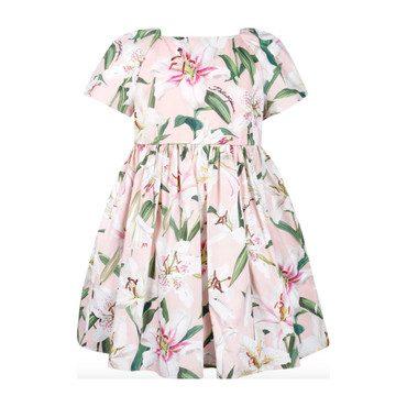 Floral Dress, Pink