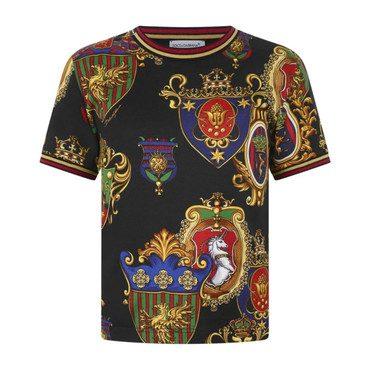 King T-Shirt, Black