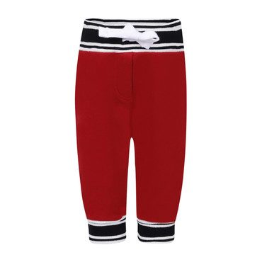 King Track Pant, Red