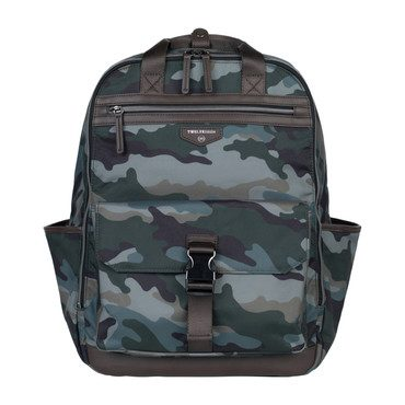 Unisex Courage Diaper Backpack, Camo