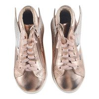 Urban Wings Shoes, Copper/Silver